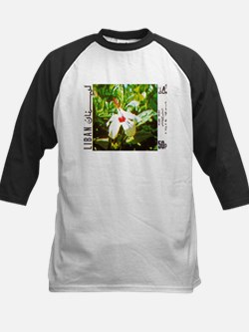 Exotic Flower Baseball Jersey
