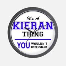 It's KIERAN thing, you wouldn't underst Wall Clock