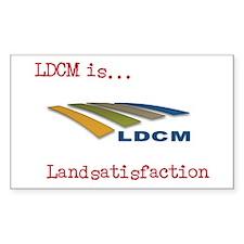 LDCM Rectangle Decal