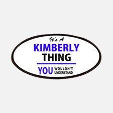 It's KIMBERLY thing, you wouldn't understand Patch