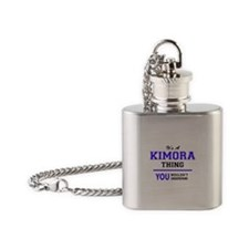 It's KIMORA thing, you wouldn't und Flask Necklace