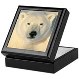 Polar bear Keepsake Boxes