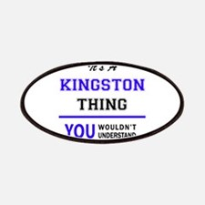 It's KINGSTON thing, you wouldn't understand Patch