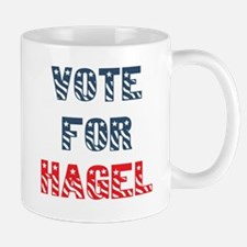 Vote For HAGEL Mug