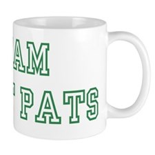Team SAINT PATS Mug
