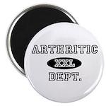 ARTHRITIC Dept. Magnet