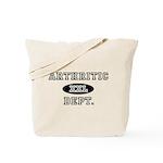 ARTHRITIC Dept. Tote Bag