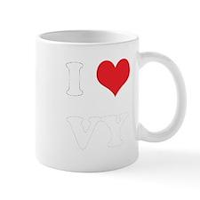 I Heart VY Mug