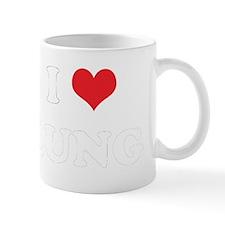 I Heart LUNG Mug