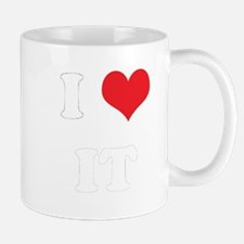 I Heart IT Mug