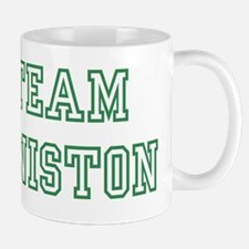 Team ANISTON Mug