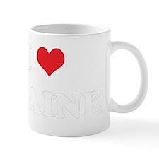 I Heart BLAINE Mug