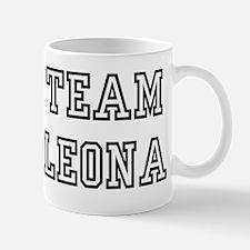 Team LEONA Mug