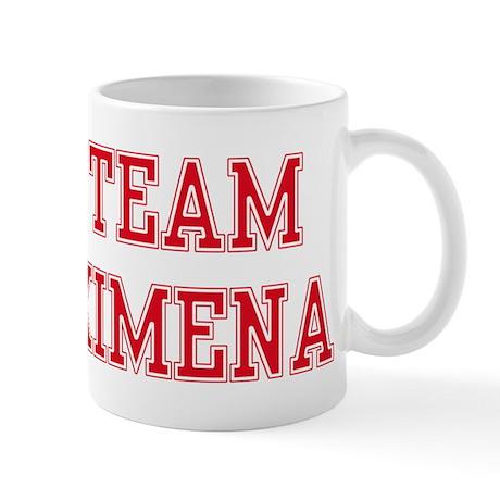 TEAM XIMENA Mug
