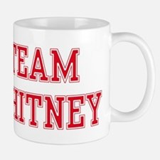 TEAM WHITNEY Mug