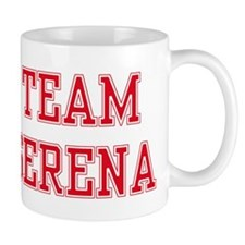 TEAM SERENA  Infant Creeper Mug