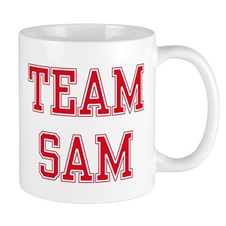 TEAM SAM Value T-shirt Mug