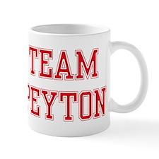 TEAM PEYTON  Women and apos;s T-Shirt Mug