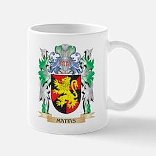Matias Coat of Arms - Family Crest Mugs