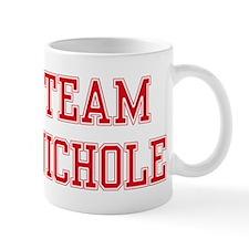 TEAM NICHOLE Mug