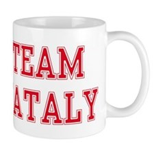 TEAM NATALY Small Mug