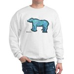 Blue Bear Sweatshirt