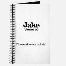 Jake Version 1.0 Journal