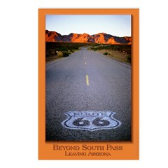 Route 66 Shield Postcards (Package of 8)