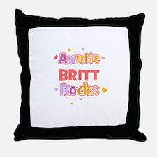 Britt Throw Pillow