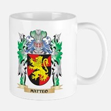 Matteo Coat of Arms - Family Crest Mugs