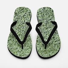 Grass AstroTurf Flip Flops