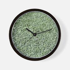 Grass AstroTurf Wall Clock