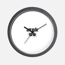 Cute Mix it up designs Wall Clock