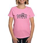 Grad 2016 Paws Women's Dark T-Shirt
