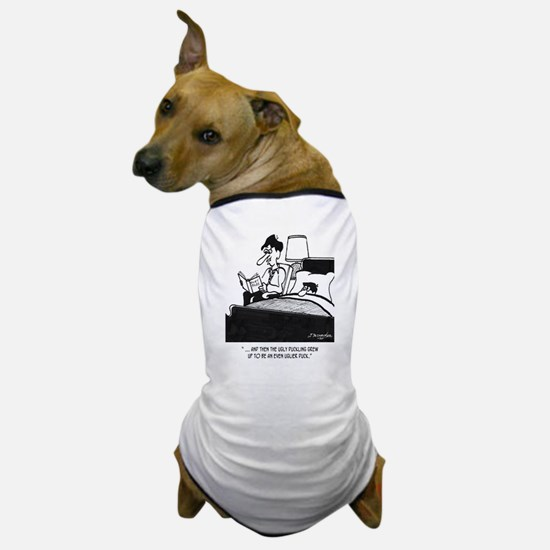 Duck Cartoon 2796 Dog T-Shirt