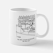 Pharmacist Cartoon 3109 Mug