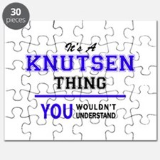 It's KNUTSEN thing, you wouldn't understand Puzzle