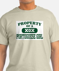 Property of a Portuguese Girl T-Shirt