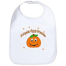 Pumpkin Patch Princess Bib