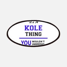 It's KOLE thing, you wouldn't understand Patch