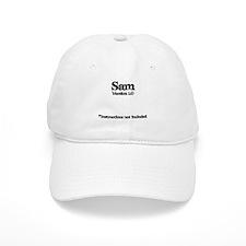 Sam Version 1.0 Baseball Cap