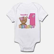 Baby First Birthday Cute Onesie