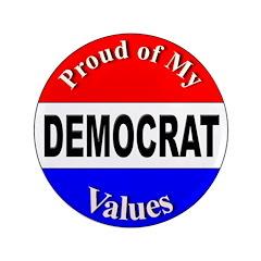 Proud Democrat Values 3.5