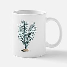 vintage coral Small Small Mug