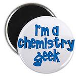I'm a chemistry Geek Magnet