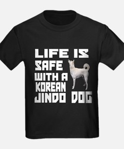 Life Is Safe With A Jindo T