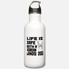 Life Is Safe With A Ji Water Bottle