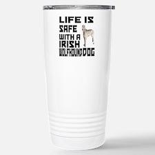 Life Is Safe With A Iri Travel Mug