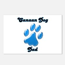Canaan Dog Dad3 Postcards (Package of 8)
