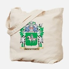 Mccafferty Coat of Arms - Family Crest Tote Bag